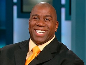 Magic Johnson Purchased 8 Kangen Water Processors